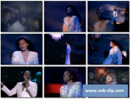 Diana Ross - Missing You (1984) (VOB)
