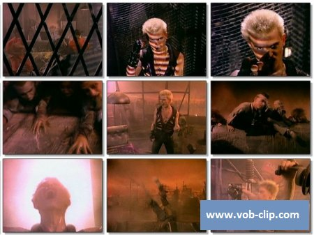 Billy Idol - Dancing With Myself (1980) (VOB)