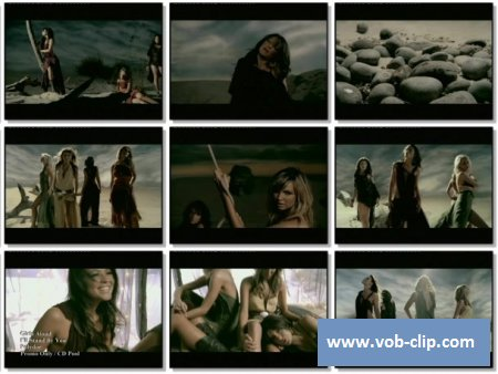 Girls Aloud - I'll Stand By You (2004) (VOB)