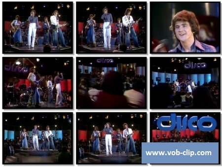 Bay City Rollers - Rock And Roll Love Letter (1976) (VOB)