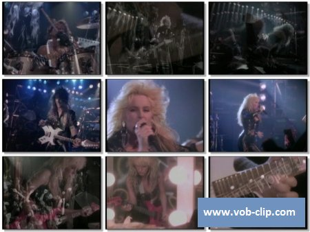 Lita Ford - Back To The Cave (1988) (VOB)