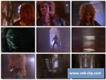Tina Turner - One Of The Living (1985) (VOB)