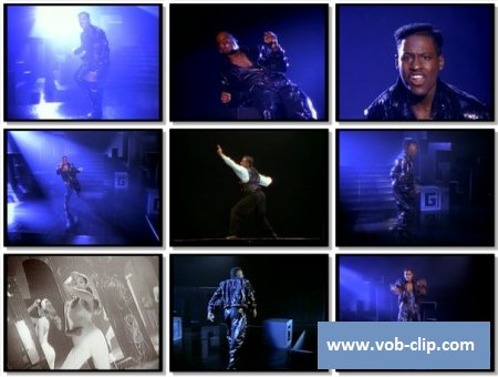 Johnny Gill - Rub You The Right Way (1990) (VOB)