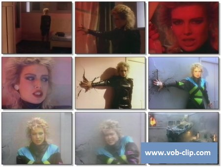 Kim Wilde - The Second Time (Go For It) (1984) (VOB)