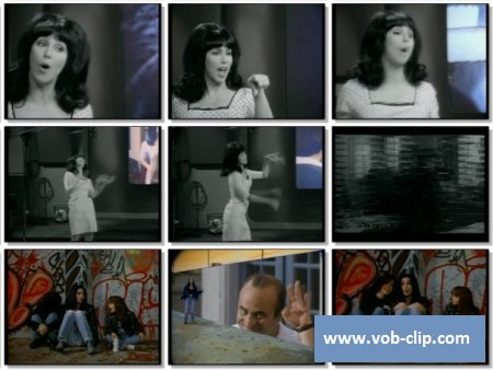 Cher - The Shoop Shoop Song (It's In His Kiss) (1990) (VOB)