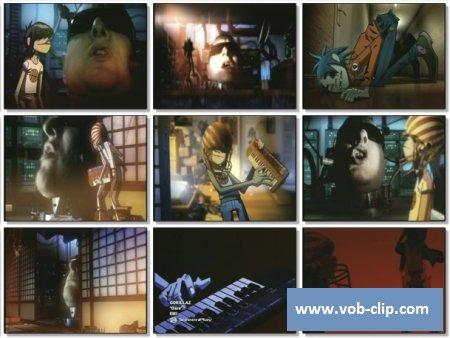Gorillaz - Dare (2005) (VOB)