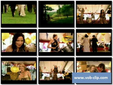 Corrs - Angel (2004) (VOB)