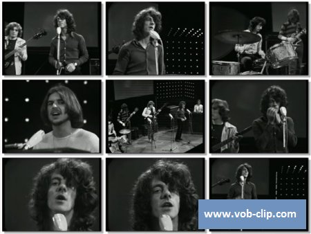 Spooky Tooth - That Was Only Yesterday (1969) (VOB)