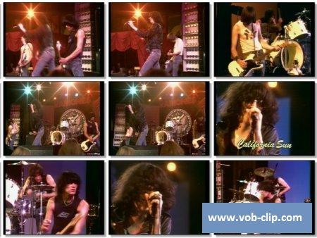 Ramones - California Sun (1977) (VOB)