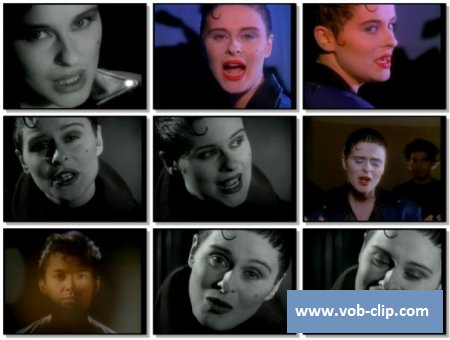 Lisa Stansfield - All Around The World (Mixmash Version) (1989) (VOB)