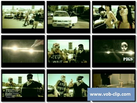 Hollywood Undead - Everywhere I Go (Explicit Version) (2008) (VOB)