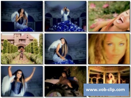 Vanessa Williams - Happiness (Morales Mix) (Dj Defclub Video Edit) (1997) (VOB)