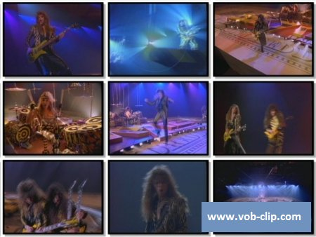 Stryper - Always There For You (1988) (VOB)