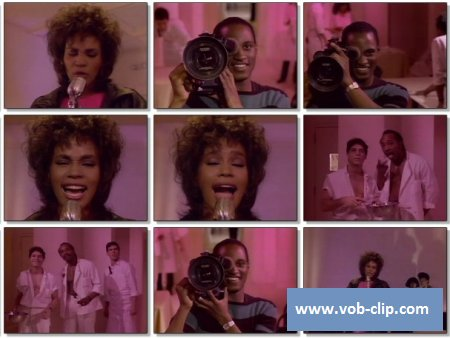 Whitney Houston - You Give Good Love (1985) (VOB)