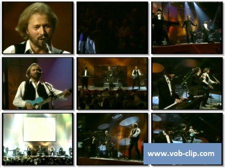 Bee Gees - Tragedy (1998) (VOB)