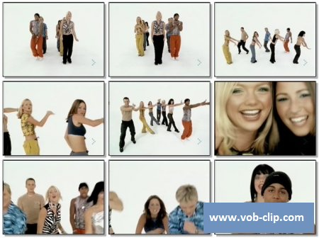 S Club 7 - You're My Number 1 (2000) (VOB)