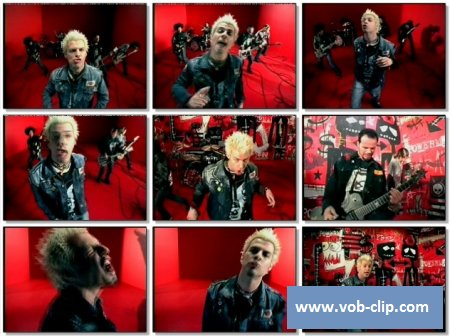 Powerman 5000 - Free (2003) (VOB)