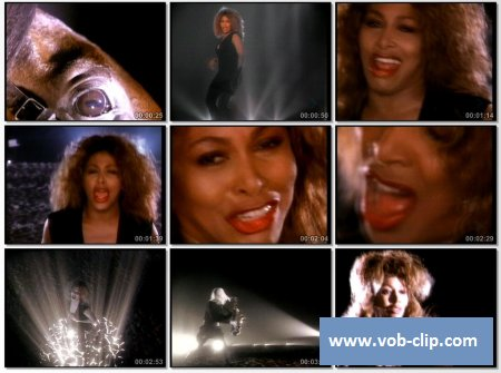 Tina Turner - The Best (Mixmash Version) (1989) (VOB)