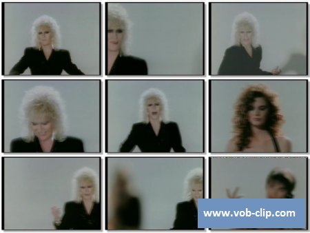 Dusty Springfield - In Private (1989) (VOB)