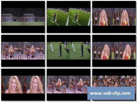 Shakira - Waka Waka (2010) (3D)