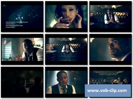 Nas Feat. Amy Winehouse - Cherry Wine (2008) (VOB)