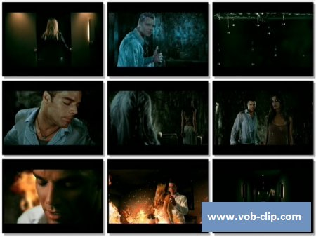 Ricky Martin Feat Meja - Private Emotion (1999) (VOB)