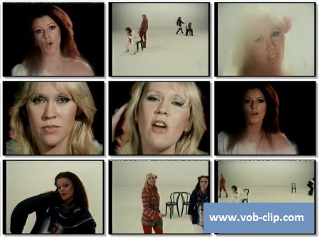 ABBA - Take A Chance On Me (1977) (VOB)