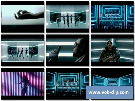 Wonder Girls Feat. Akon - Like Money (2012) (VOB)