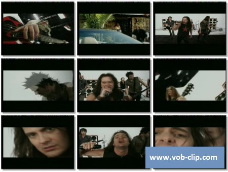Skid Row - Ghost (2003) (VOB)
