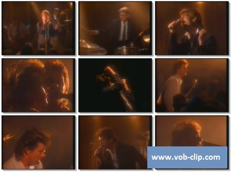 Huey Lewis And The News - The Power Of Love (1985) (VOB)