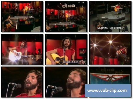 Cat Stevens - Morning Has Broken (1972) (VOB)