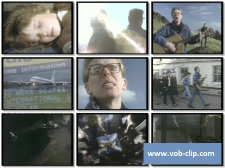Proclaimers - Letter From America (1987) (VOB)