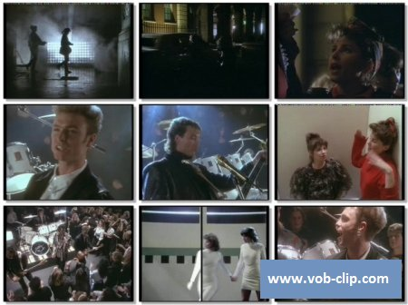 Spandau Ballet - Fight For Ourselves (1986) (VOB)