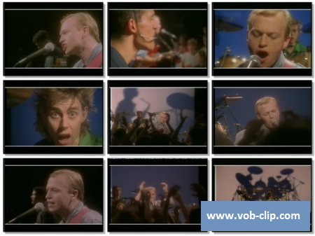 Level 42 - Hot Water (1984) (VOB)