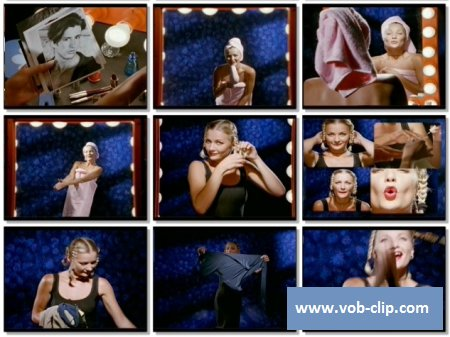 Whigfield - Saturday Night (1994) (VOB)