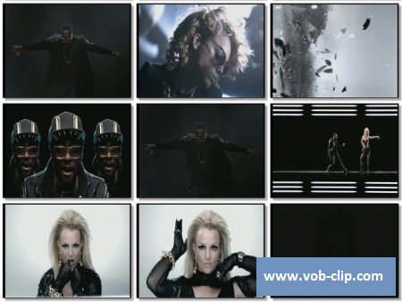 Will.I.Am And Britney Spears - Scream And Shout (PO Cosmic Dawn Intro Edit) (2013) (VOB)