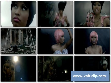 Nicki Minaj Feat. Rihanna - Fly (2011) (VOB)