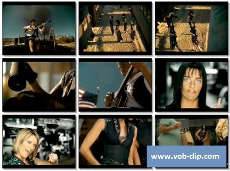 B-Witched - Jesse Hold On (1999) (VOB)