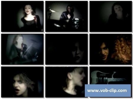 Hole - Gold Dust Woman (1996) (VOB)