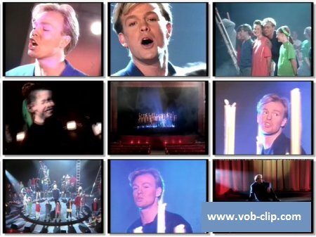 Jason Donovan - Any Dream Will Do (1991) (VOB)