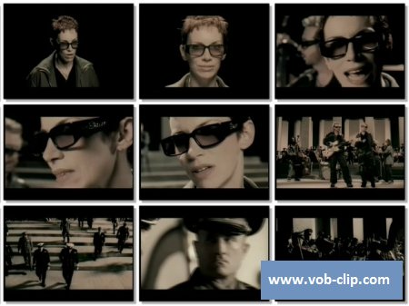 Eurythmics - Saved The World Today (1999) (VOB)