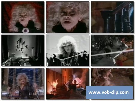 Bonnie Tyler - If You Were A Woman (And I Was A Man) (1986) (VOB)