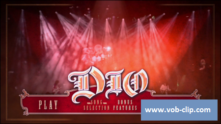 Dio - Finding The Sacred Heart (Live in Philly 1986) (2013) (DVD9)