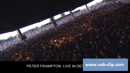 Peter Frampton - Live in Detroit (2013) (DVD9)
