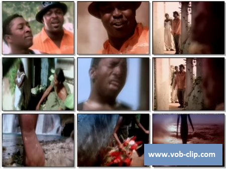 Chaka Demus And Pliers - She Don't Let Nobody (1993) (VOB)