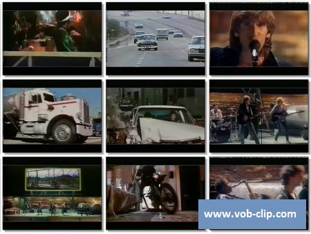 John Cafferty And The Beaver Brown Band - Voice Of Americas Sons (1986) (VOB)