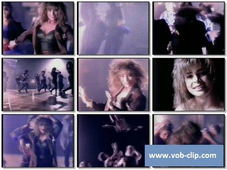 Paula Abdul - Knocked Out (US Version) (1988) (VOB)