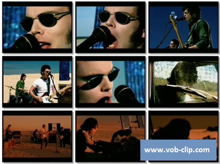 Supergrass - Sun Hits The Sky (1997) (VOB)