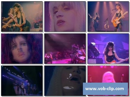 Bangles - Be With You (1989) (VOB)