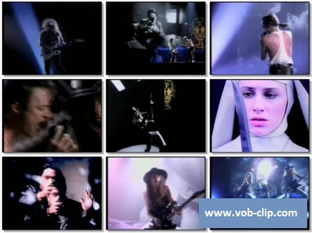 Queensryche - I Don't Believe In Love (1988) (VOB)